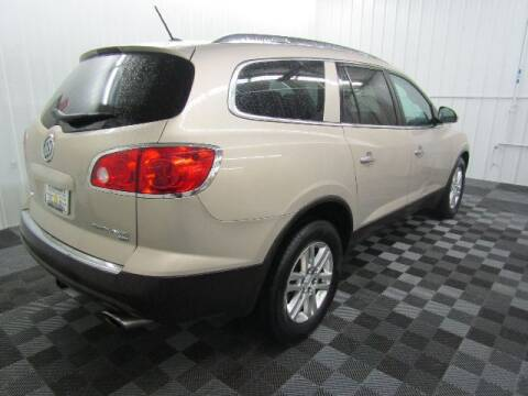2008 Buick Enclave for sale at Michigan Credit Kings in South Haven MI