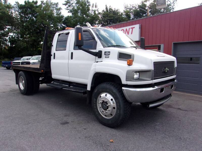 2006 Chevrolet C5500 for sale at THURMONT AUTO SALES in Thurmont MD