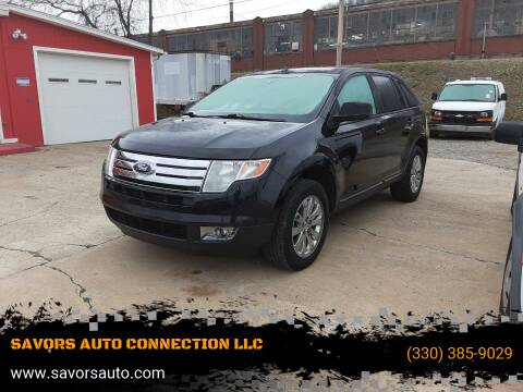 2007 Ford Edge for sale at SAVORS AUTO CONNECTION LLC in East Liverpool OH