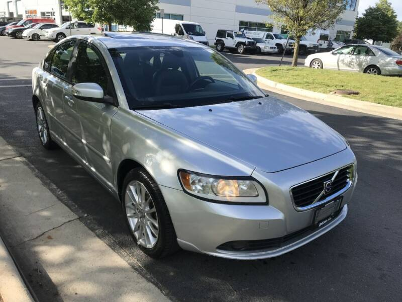 2009 Volvo S40 for sale at Dotcom Auto in Chantilly VA