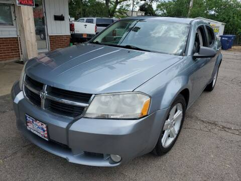 2008 Dodge Avenger for sale at New Wheels in Glendale Heights IL