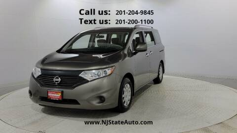2015 Nissan Quest for sale at NJ State Auto Used Cars in Jersey City NJ
