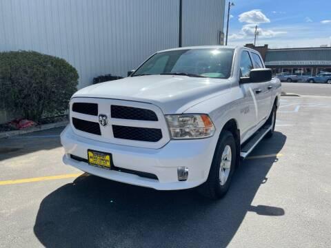 2017 RAM Ram Pickup 1500 for sale at DAVENPORT MOTOR COMPANY in Davenport WA