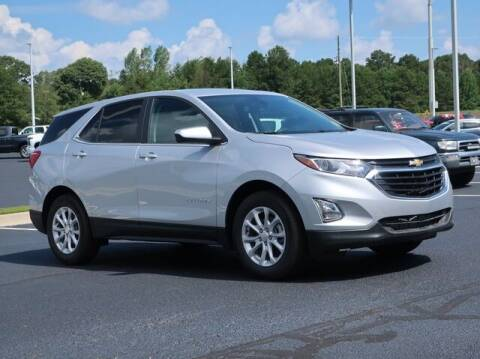 2021 Chevrolet Equinox for sale at HAYES CHEVROLET Buick GMC Cadillac Inc in Alto GA