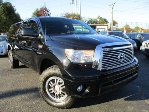 2012 Toyota Tundra for sale at Unlimited Auto Sales Inc. in Mount Sinai NY