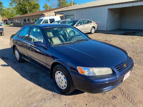 1997 Toyota Camry for sale at Truck City Inc in Des Moines IA