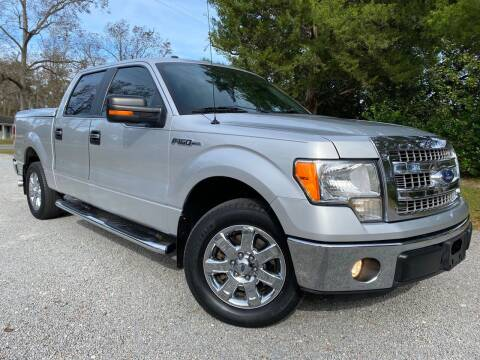 2014 Ford F-150 for sale at Byron Thomas Auto Sales, Inc. in Scotland Neck NC