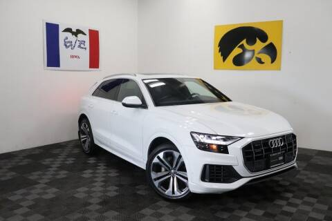 2019 Audi Q8 for sale at Carousel Auto Group in Iowa City IA