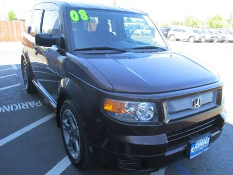 2008 Honda Element for sale at Choice Auto & Truck in Sacramento CA
