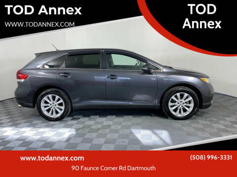 2015 Toyota Venza for sale at TOD Annex in North Dartmouth MA