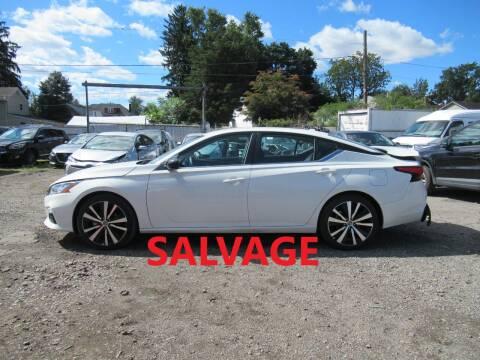 2021 Nissan Altima for sale at PRESTIGE IMPORT AUTO SALES in Morrisville PA