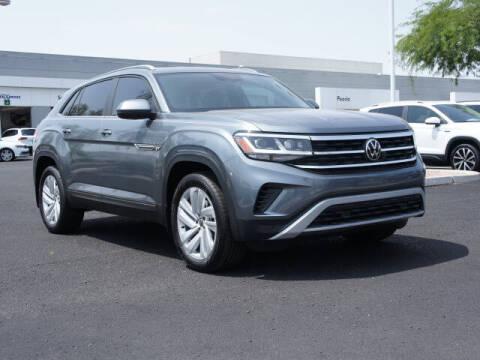2021 Volkswagen Atlas Cross Sport for sale at CarFinancer.com in Peoria AZ