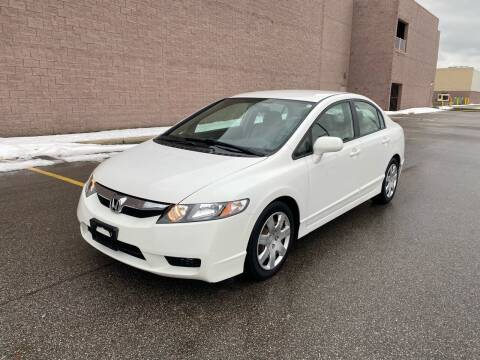 2009 Honda Civic for sale at JE Autoworks LLC in Willoughby OH