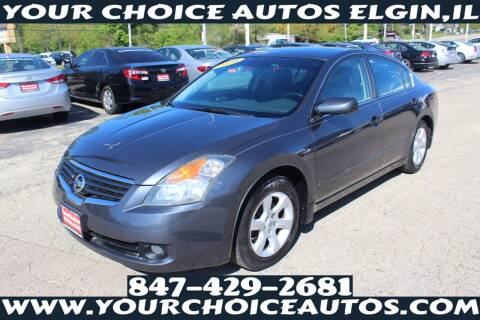 2008 Nissan Altima for sale at Your Choice Autos - Elgin in Elgin IL