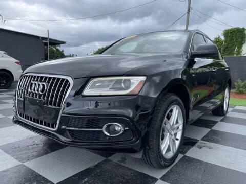 2016 Audi Q5 for sale at Imperial Capital Cars Inc in Miramar FL