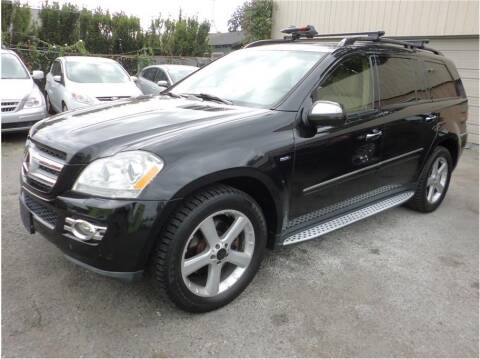 2009 Mercedes-Benz GL-Class for sale at Klean Carz in Seattle WA