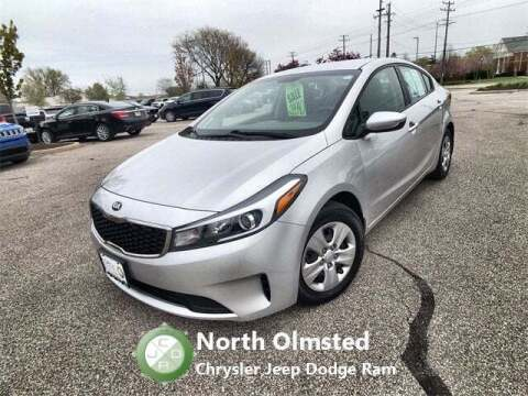 2018 Kia Forte for sale at North Olmsted Chrysler Jeep Dodge Ram in North Olmsted OH
