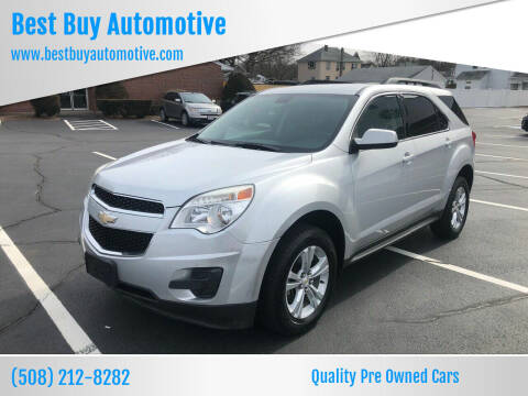 2010 Chevrolet Equinox for sale at Best Buy Automotive in Attleboro MA