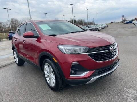 2020 Buick Encore GX for sale at Mann Chrysler Dodge Jeep of Richmond in Richmond KY