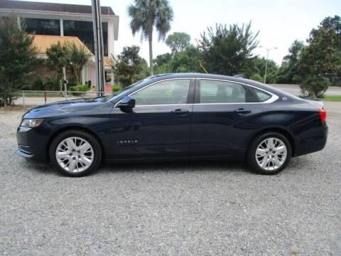 2017 Chevrolet Impala for sale at Special Finance of Charleston LLC in Moncks Corner SC