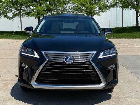 2016 Lexus RX 350 for sale at MILANA MOTORS in Omaha NE