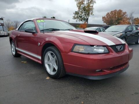 2004 Ford Mustang for sale at Newcombs Auto Sales in Auburn Hills MI