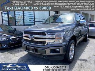2018 Ford F-150 for sale at Best Auto Outlet in Floral Park NY