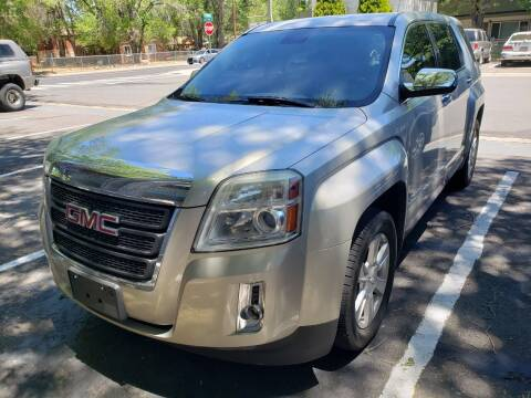 2013 GMC Terrain for sale at Freds Auto Sales LLC in Carson City NV