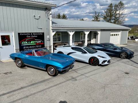 2020 Chevrolet Corvette for sale at All Collector Autos LLC in Bedford PA