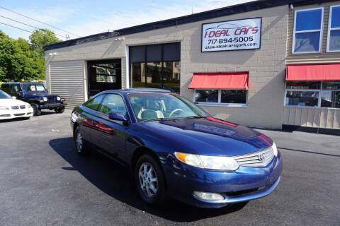 2003 Toyota Camry Solara for sale at I-Deal Cars LLC in York PA