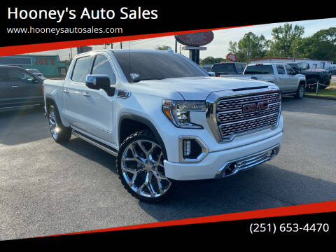 2019 GMC Sierra 1500 for sale at Hooney's Auto Sales in Theodore AL