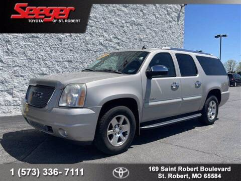 2007 GMC Yukon XL for sale at SEEGER TOYOTA OF ST ROBERT in St Robert MO
