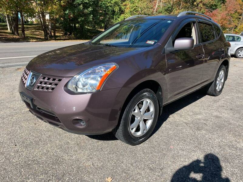 2009 Nissan Rogue for sale at Old Rock Motors in Pelham NH