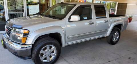 2012 GMC Canyon for sale at City Auto Sales in La Crosse WI