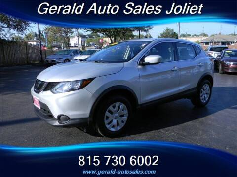 2019 Nissan Rogue Sport for sale at Gerald Auto Sales in Joliet IL