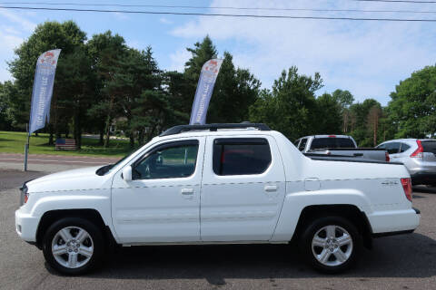 2010 Honda Ridgeline for sale at GEG Automotive in Gilbertsville PA