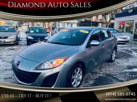 2011 Mazda MAZDA3 for sale at Diamond Auto Sales in Milwaukee WI