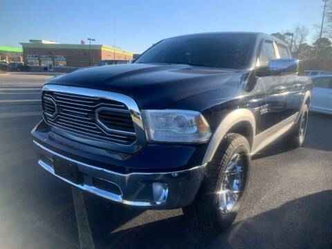 2013 RAM Ram Pickup 1500 for sale at BRYANT AUTO SALES in Bryant AR