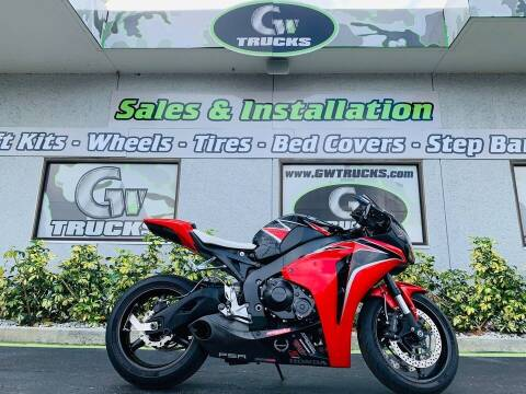 2010 Honda CBR1000rr for sale at Greenway Auto Sales in Jacksonville FL