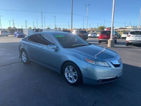 2010 Acura TL for sale at BORGMAN OF HOLLAND LLC in Holland MI