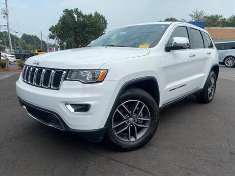 2017 Jeep Grand Cherokee for sale at iDeal Auto in Raleigh NC