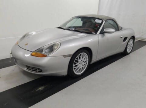 1998 Porsche Boxster for sale at FALCON AUTO BROKERS LLC in Orlando FL