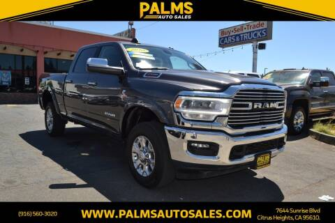 2020 RAM Ram Pickup 2500 for sale at Palms Auto Sales in Citrus Heights CA