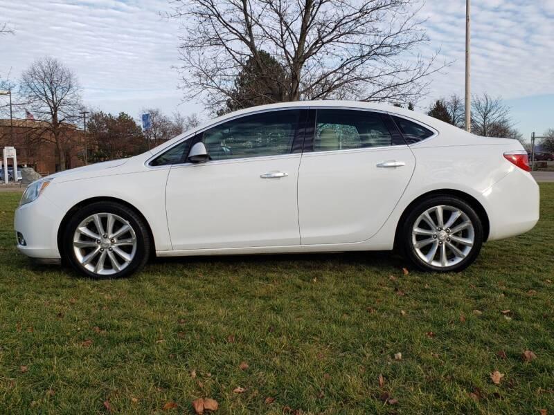 2012 Buick Verano for sale at Motors Inc in Mason MI