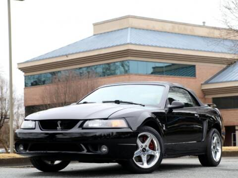 2001 Ford Mustang SVT Cobra for sale at Carma Auto Group in Duluth GA