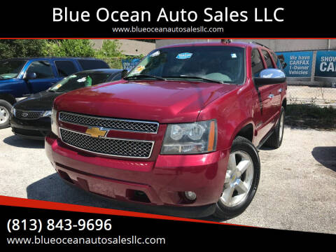 2007 Chevrolet Tahoe for sale at Blue Ocean Auto Sales LLC in Tampa FL