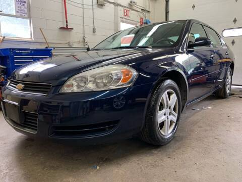 2007 Chevrolet Impala for sale at Auto Warehouse in Poughkeepsie NY