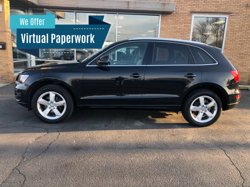 2012 Audi Q5 for sale at Auto Sport INC in Grand Rapids MI