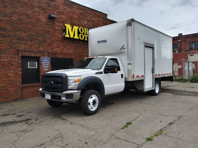 2014 Ford F-550 Super Duty for sale at Morrocco Motors in Erie PA