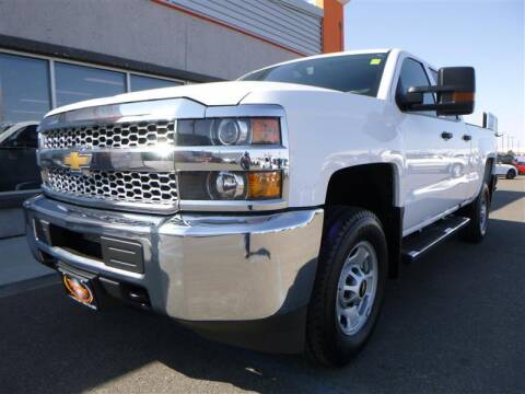 2019 Chevrolet Silverado 2500HD for sale at Torgerson Auto Center in Bismarck ND